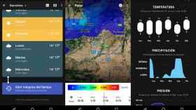 Weather Timeline, la aplicación del tiempo que tienes que instalar