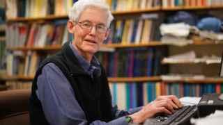 El matemático Stephen Cook.