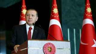 El presidente turco, Recep Tayyip Erdoğan.