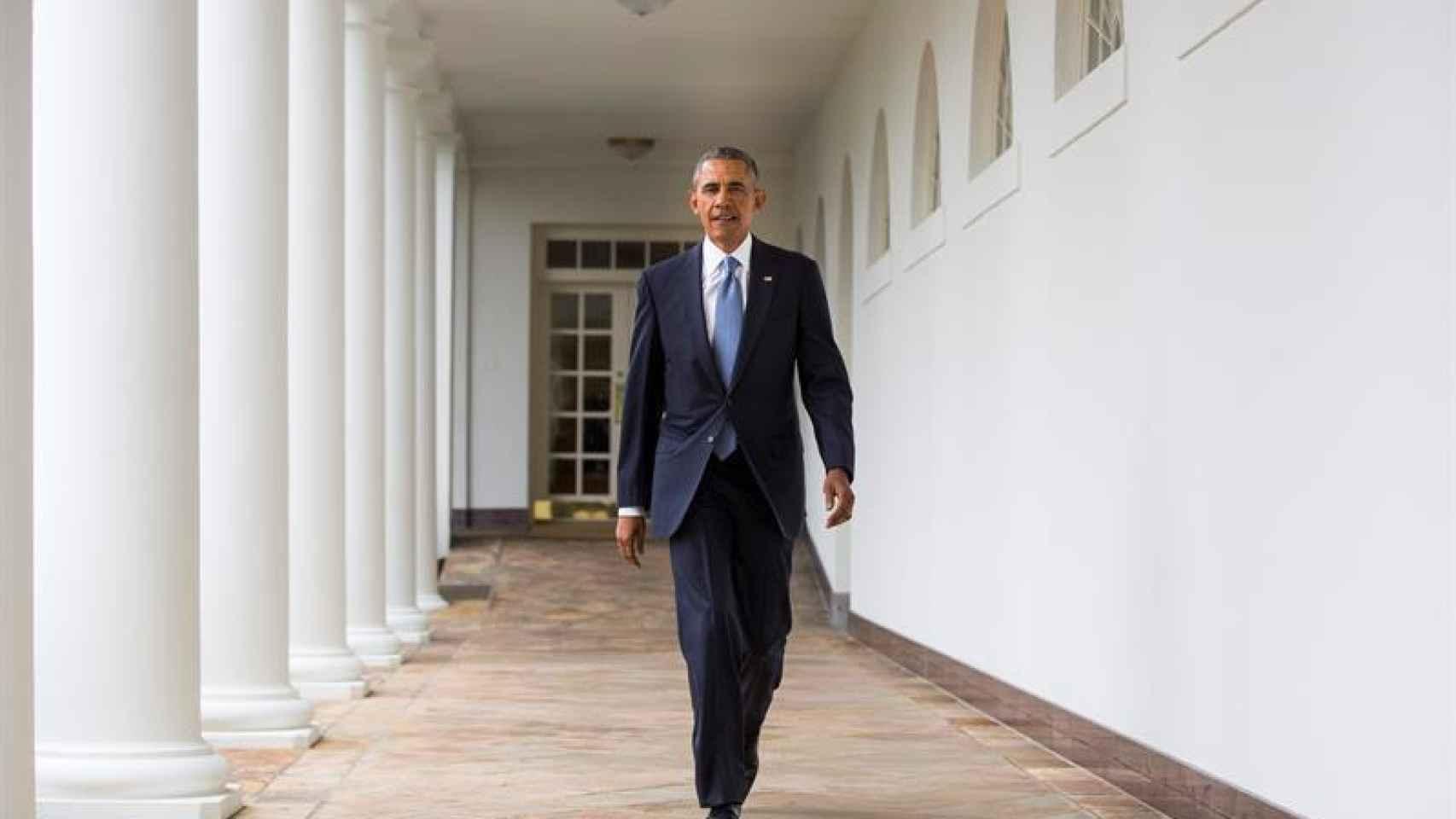 Barack Obama se dispone a pronunciar su último discurso sobre el Estado de la Unión en la Casa Blanca