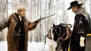 Una imagen de la nueva película de Tarantino Los odiosos ocho.