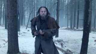 Leonardo DiCaprio protagoniza El renacido