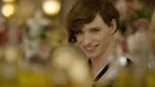 Una imagen de la película La chica danesa.