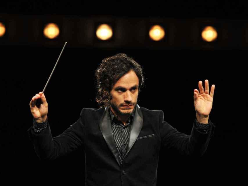 García Bernal es un músico genial y salvaje en la serie
