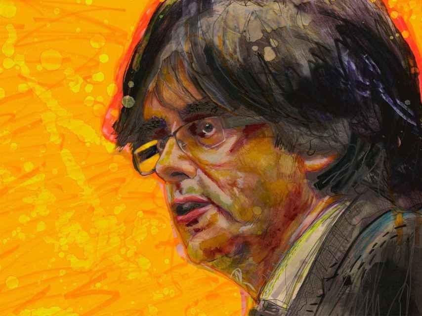 El president de la Generalitat, visto por Javier Múñoz.