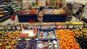 Establecimiento de Carrefour.