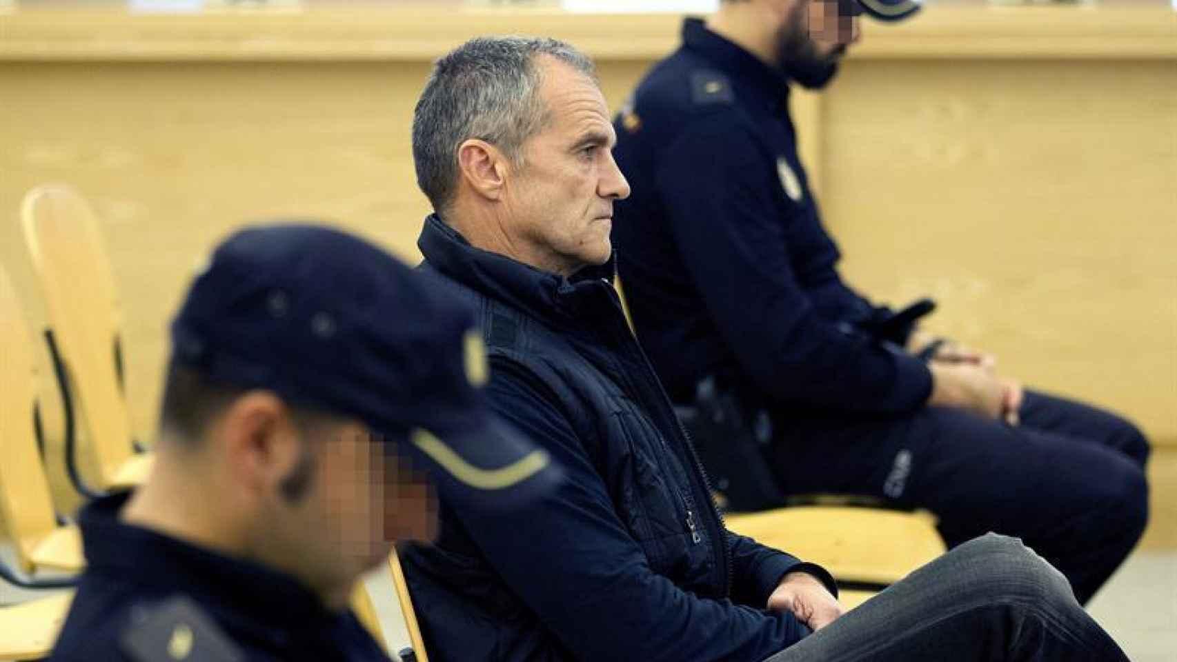 Kantauri, durante un juicio en 2013.