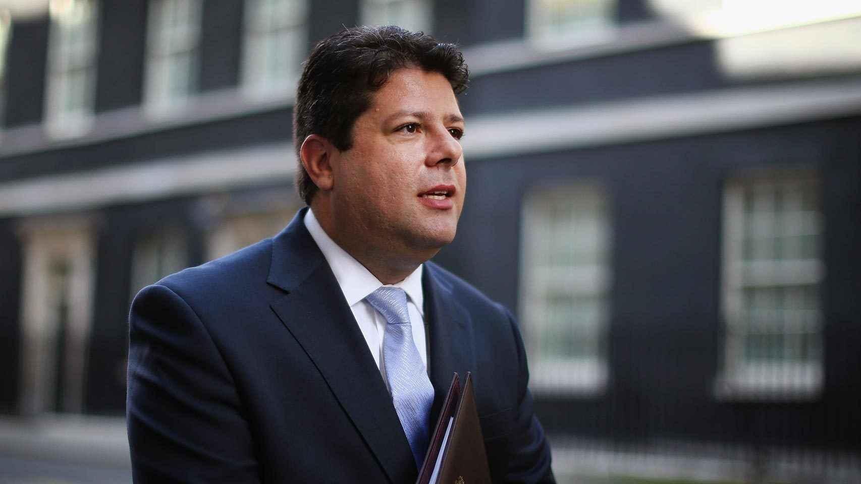 El ministro principal de Gibraltar, Fabican Picardo.