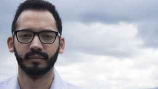El autor venezolano Rodrigo Blanco.