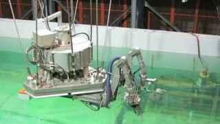Robot de Toshiba que limpiará el reactor más dañado de Fukushima