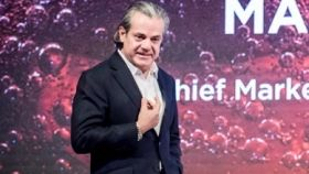 Marcos de Quinto, vicepresidente de Coca-Cola