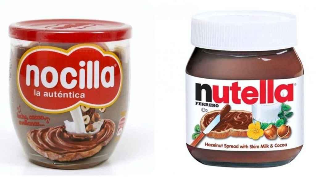 nocilla-nutella