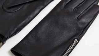 Guantes de piel para este invierno