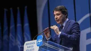 El secretario general del PP de Madrid, Ignacio González.