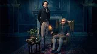 Una imagen de la serie Jonathan Strange y el señor Norrell