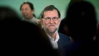 El presidente del Gobierno en funciones, Mariano Rajoy.
