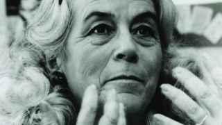 Carmen Martín Gaite desarrolló la mayor parte de su obra a partir de los 65.