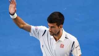 Djokovic en el Open de Australia