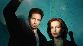 Mulder y Skully
