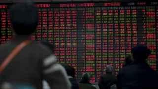 La Bolsa de China sigue en crisis.