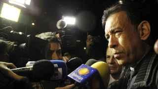 Humberto Moreira, exgobernador de Coahuila.