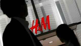 Exterior de un establecimiento de H&M.