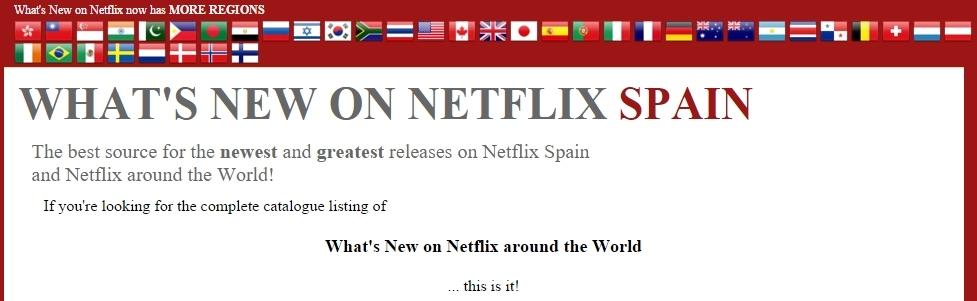 whats on netflix novedades espana