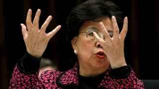 Margaret Chan, en la sesión sobre Zika.