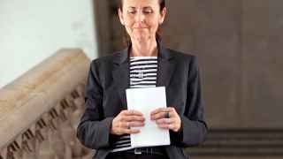 La presidenta del TSJ de la Comunidad Valenciana, Pilar de la Oliva.