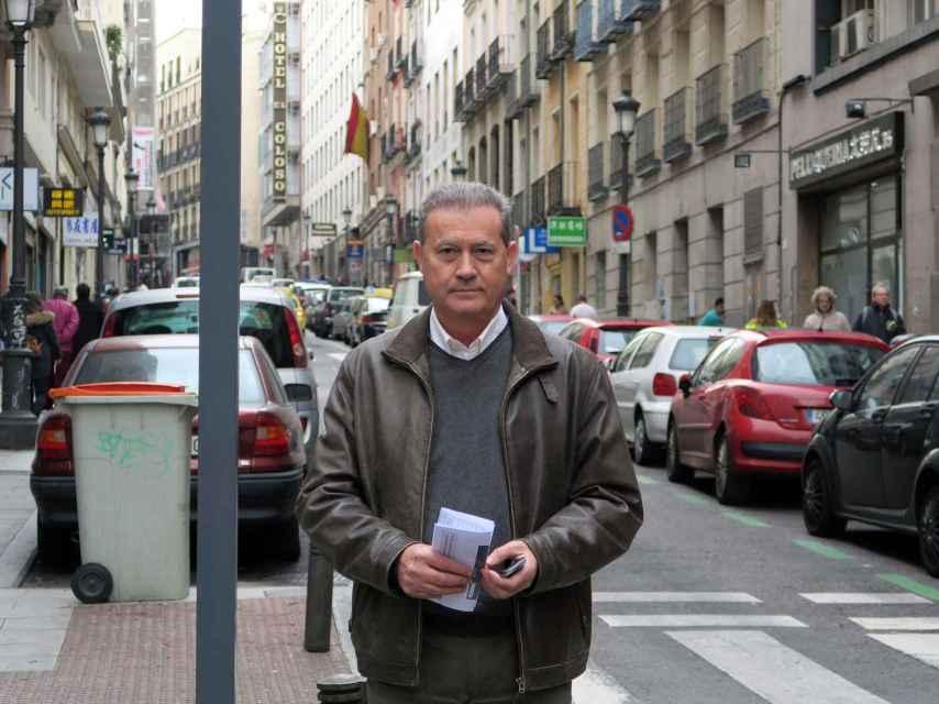 Manuel Gutiérrez, afectado por la APR de Ópera.