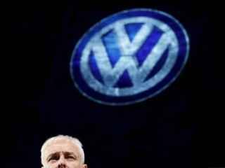 Logo de la compañía alemana Volkswagen