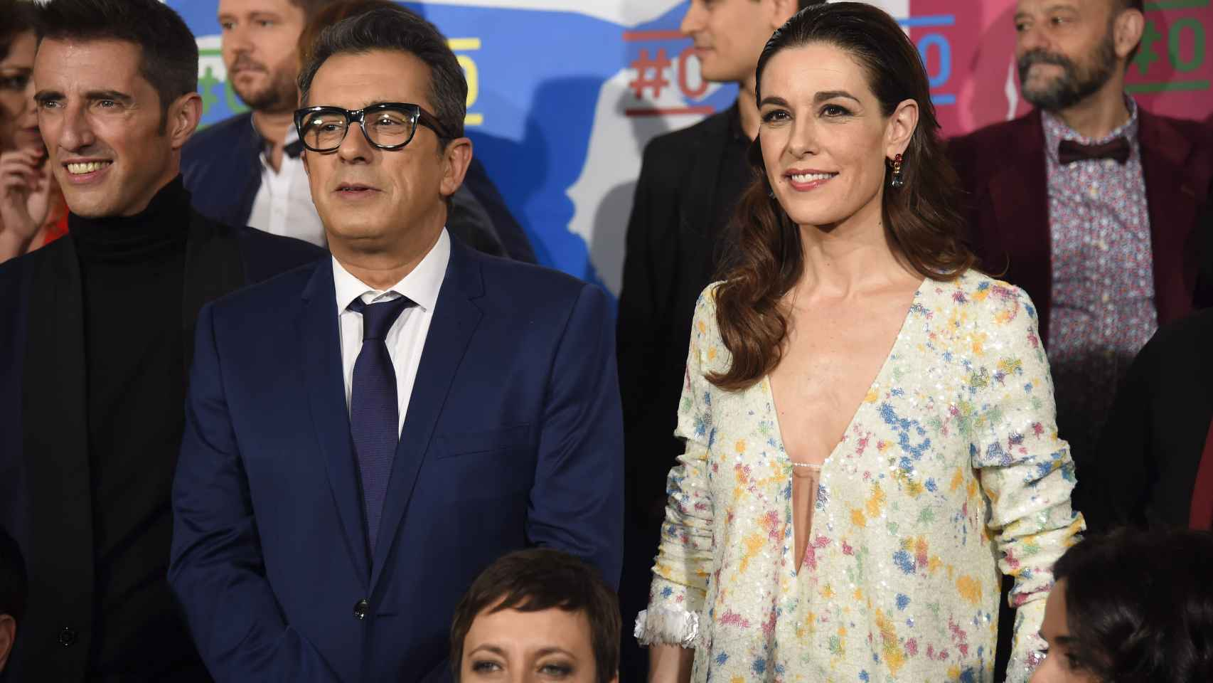 Buenafuente y Sánchez Silva, los presentadores de la gala del Canal #0 de Movistar