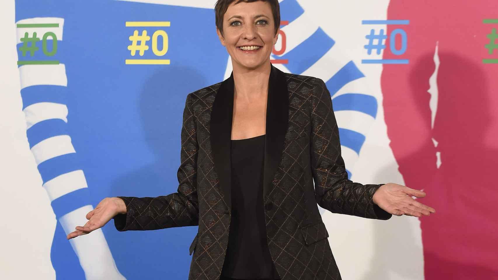 Eva Hache interpretará a la psicóloga más delirante en el Canal 0