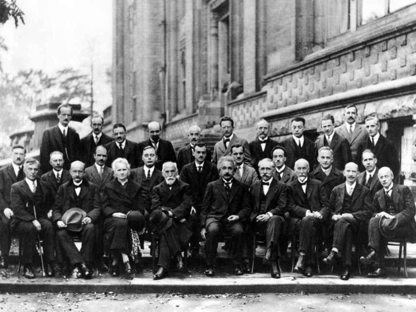 Conferencia de Solvay, 1927.