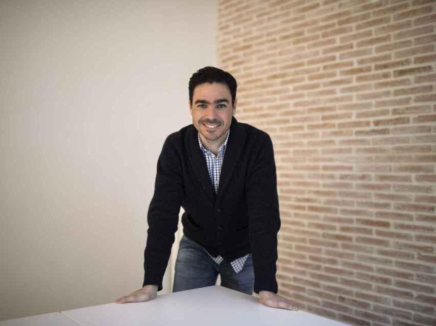 José del Barrio es fundador de La Nevera Roja.