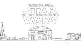 Star Wars en 60 segundos