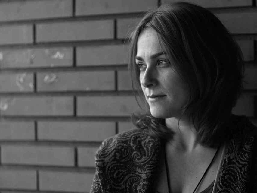 La autora Sara Mesa