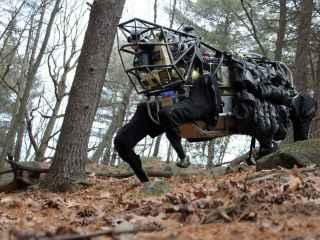 Uno de los prototipos desarrollados por el Departamento de Defensa de EE.UU.
