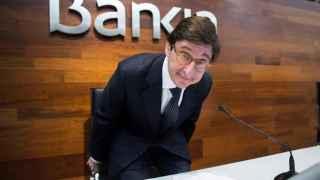 Goirigolzarri presume de los números de Bankia y deja un recado a Rato