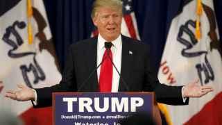 Trump ha destinado buena parte de los gastos de su campaña a hacer gorras.