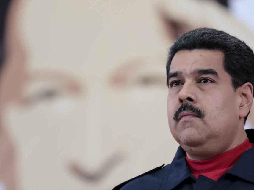 Nicolás Maduro podría ver recortado su mandato por medio de un referendo.