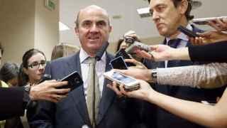 El ministro de Economía, Luis de Guindos/J. J. Guillén/EFE