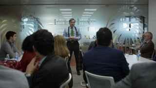 Primer desayuno con accionistas y suscriptores de EL ESPAÑOL con Pedro J. Ramírez