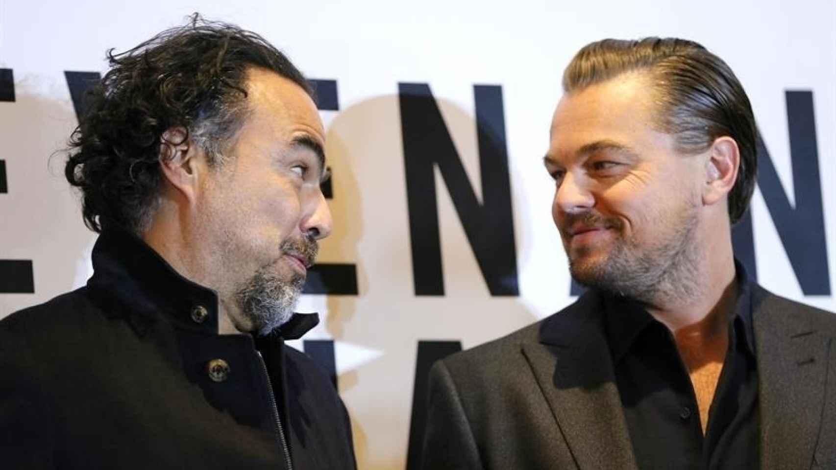 Iñárritu ha hecho una película a medida del posible Oscar de DiCaprio.
