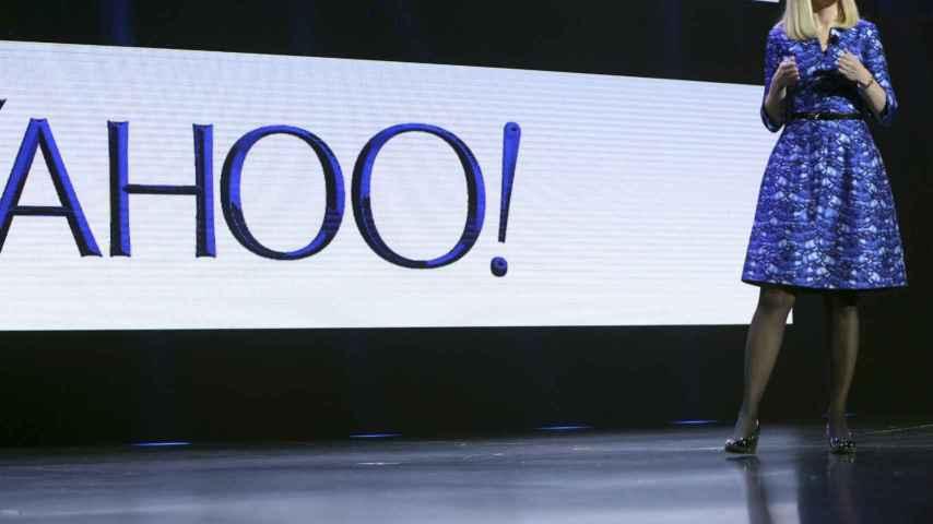 La consejera delegada de Yahoo, Marissa Mayer.