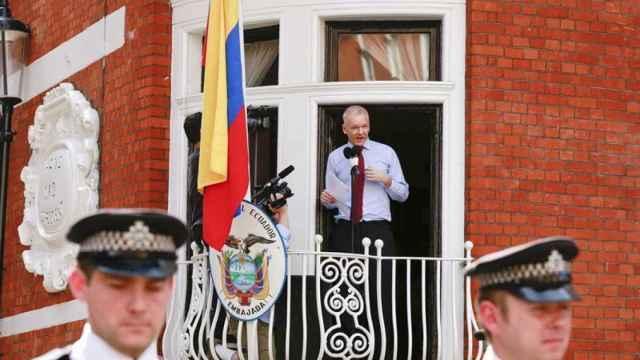 Assange dejará la embajada de Ecuador si la ONU dice que ha perdido el caso