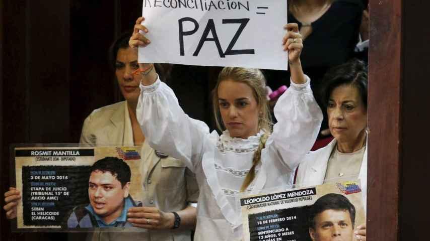 El proyecto de amnistía ya está en el Parlamento venezolano