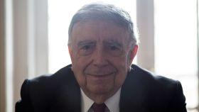 El periodista y académico de la Lengua, Luis María Anson.