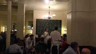 El restaurante Chateaubriand