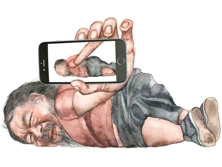 El IPhone de Ai Weiwei es su arma de denuncia...